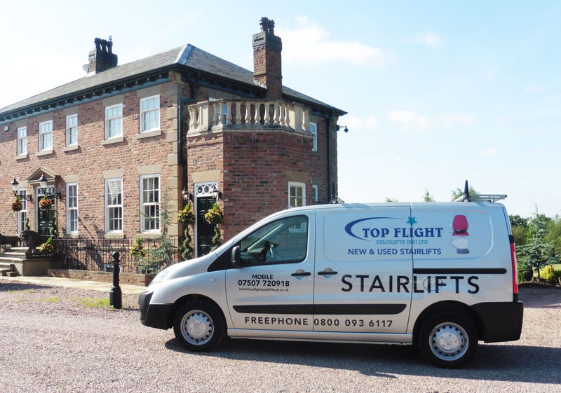 Stairlift Installers in Blackburn