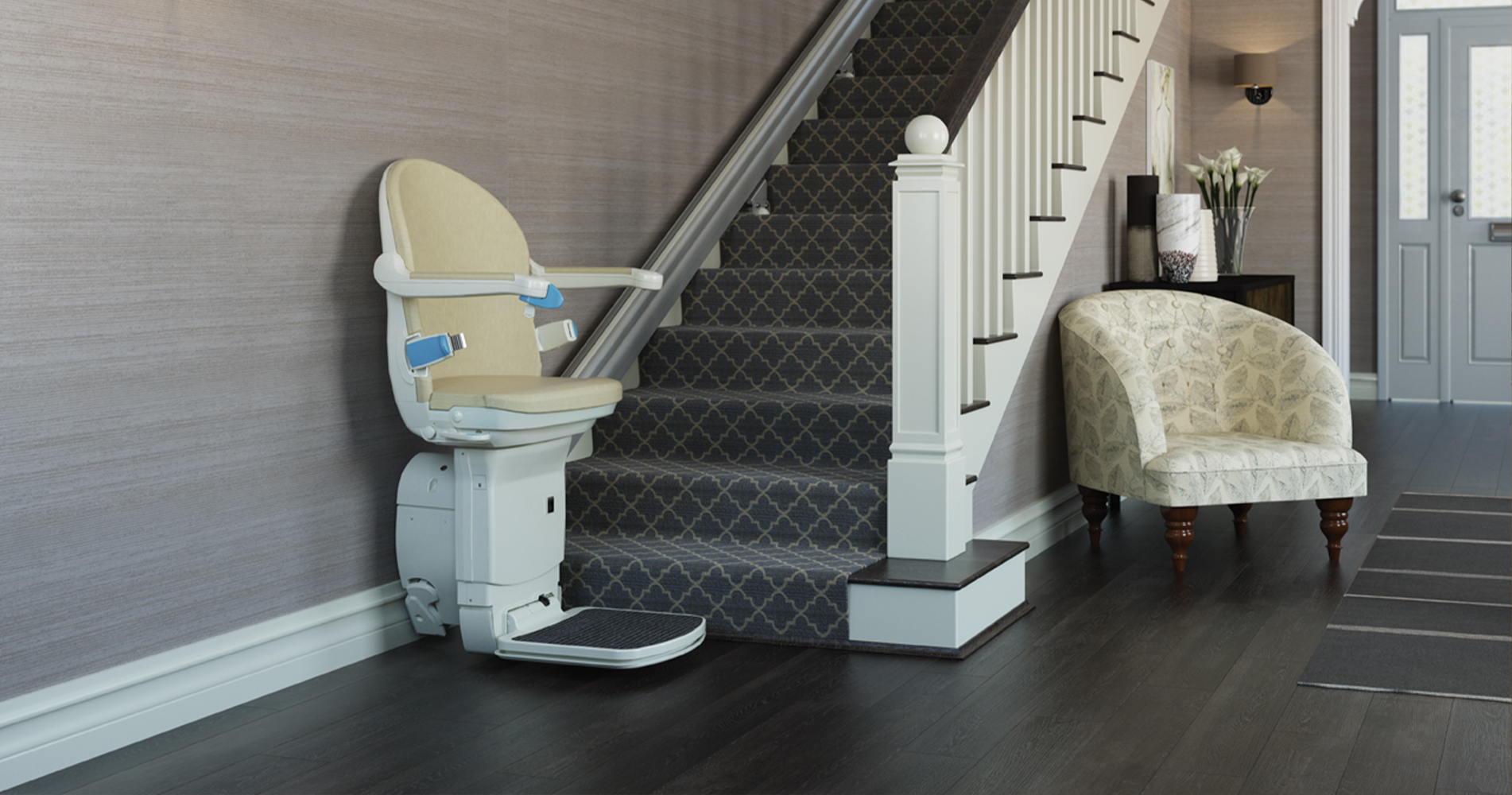 Middlewich Brooks Stairlifts Company